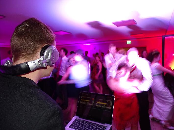 DJ zur Hochzeit Hotel Ahrenberg Bad Sooden Allendorf