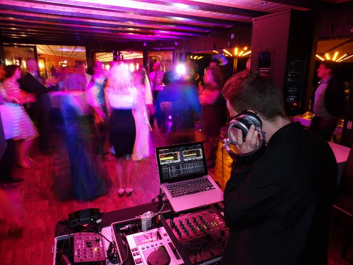 DJ im Restaurant Boddensee in Birkenwerder - Hochzeit