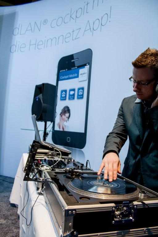 IFA Messe DJ Berlin