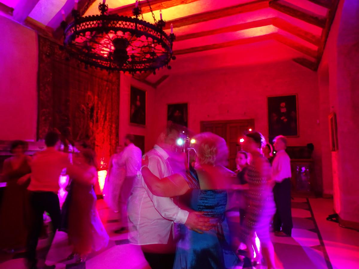 Hochzeitsfeier Schloss Marienburg