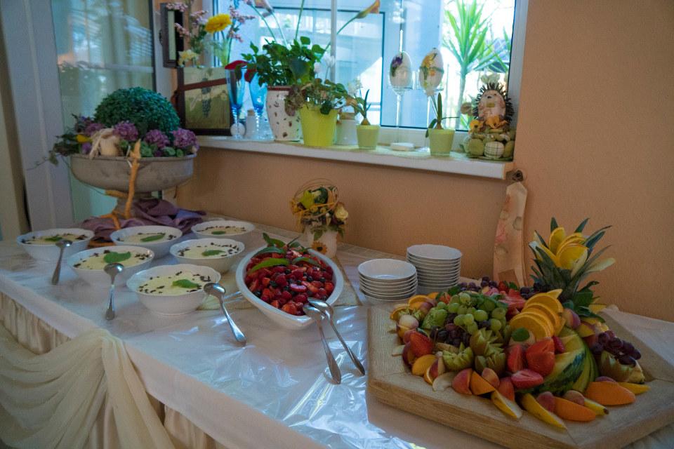 Dessert zur Hochzeit