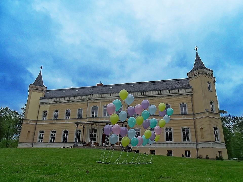 Schloss Kröchlendorff Hochzeit