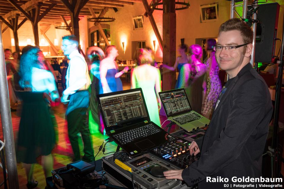 DJ Edemissen im Rittergut Ankensen