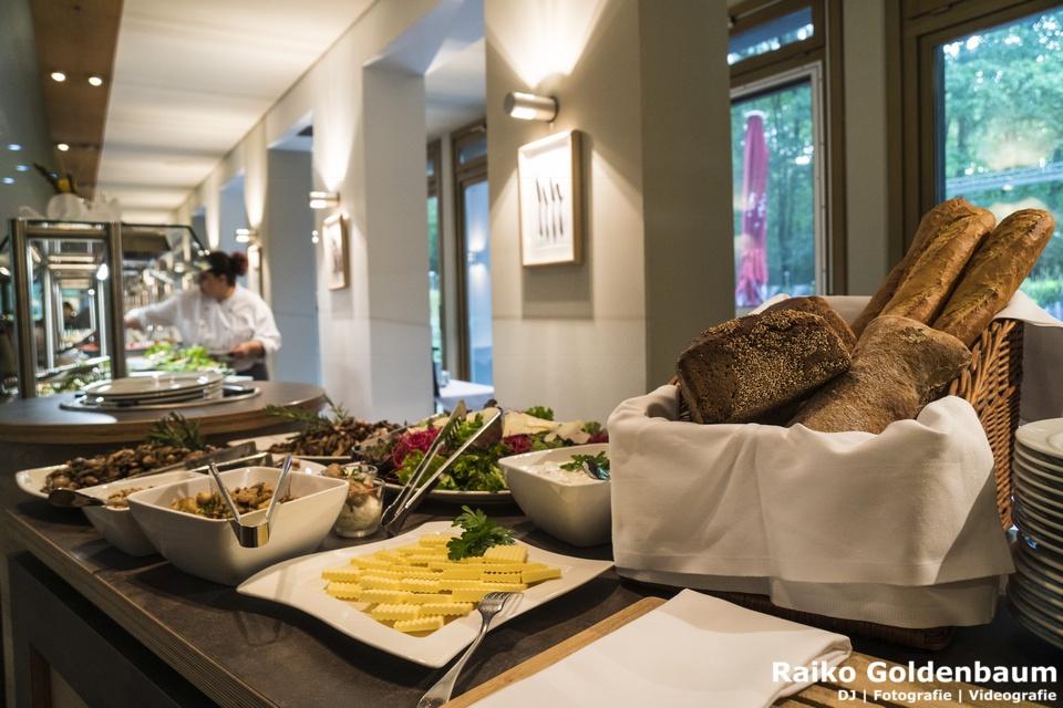 Ringhotel Schorfheide Hochzeit Brot und Butter