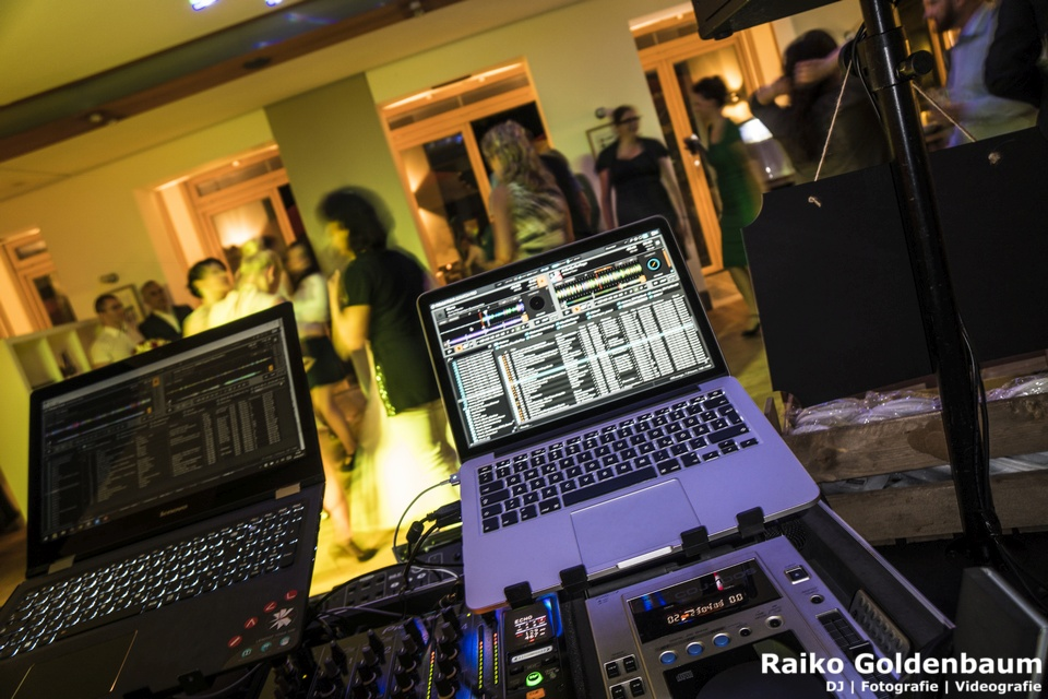 Ringhotel Schorfheide Hochzeit DJ