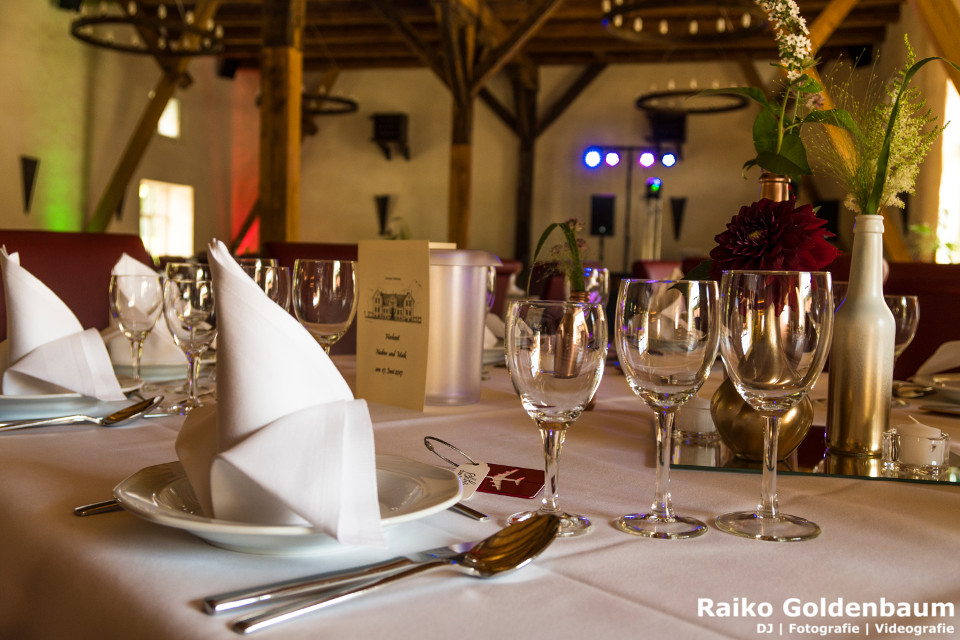 Rittergut Ankensen Hochzeitsfeier