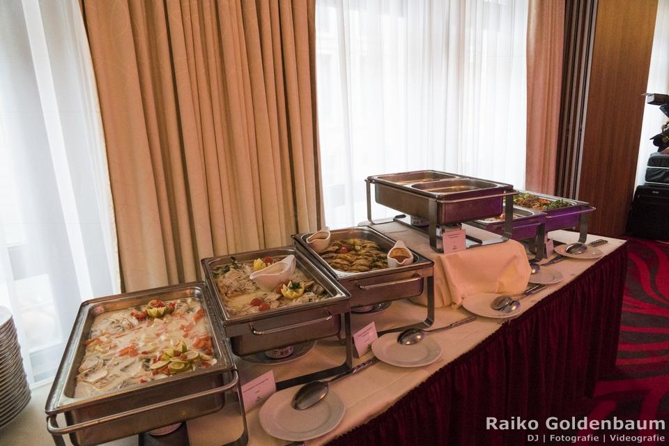 Hilton Dresden Hochzeitsbuffet