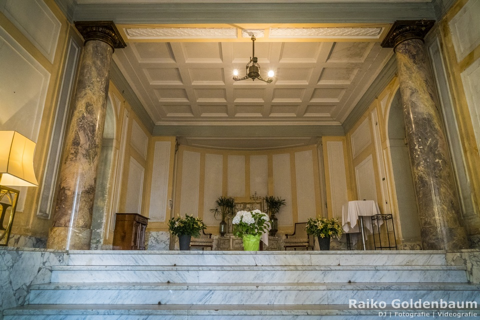 Schloss Beesenstedt Hochzeit Eingang