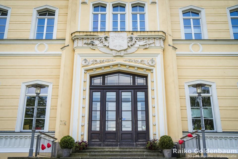Schloss Kröchlendorff Vorderansicht