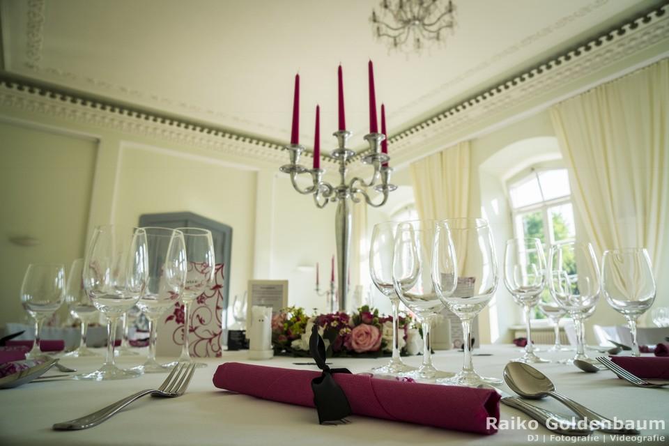 Schloss Kröchlendorff Hochzeit Catering
