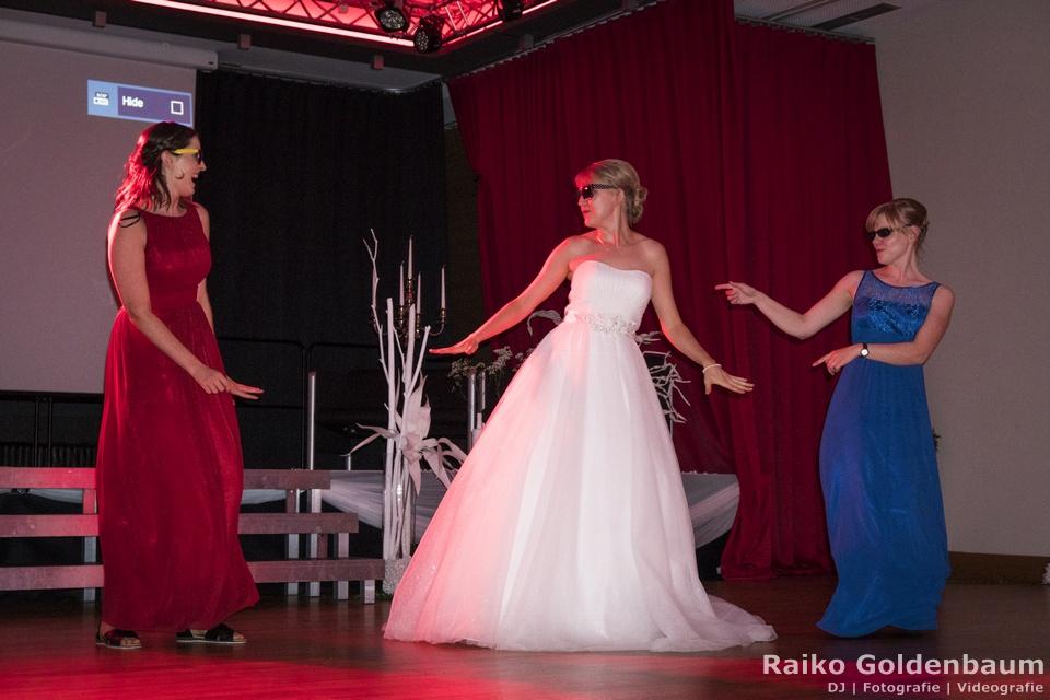 Arthotel Kiebitzberg Havelberg Hochzeit Einlage Braut