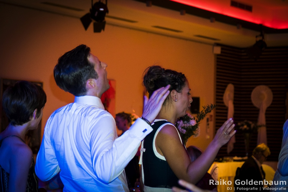 Arthotel Kiebitzberg Havelberg Hochzeit Party DJ