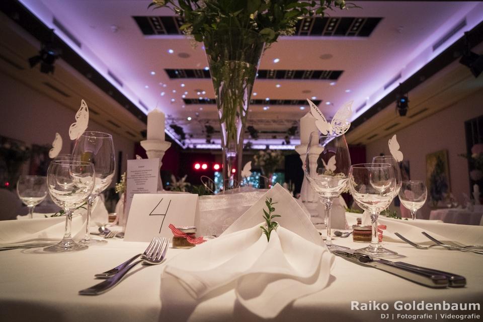 Arthotel Kiebitzberg Havelberg Hochzeit Tische