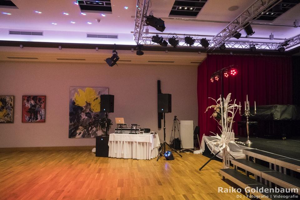 Arthotel Kiebitzberg Havelberg Hochzeit Veranstaltungstechnik