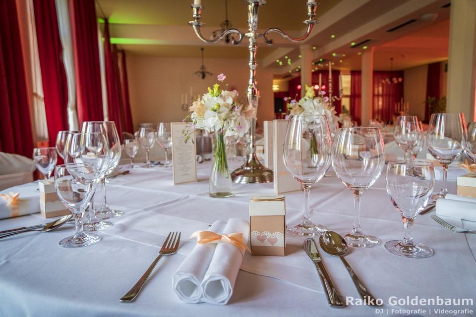 Gut Gnewikow heiraten Tisch