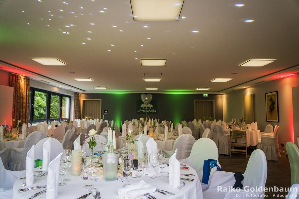 Hotel Ahrenberg Hochzeit
