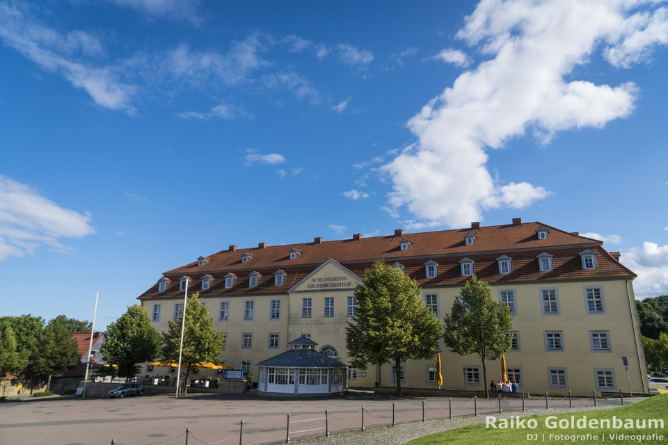 Schlosshotel Ballenstedt Großer Gasthof