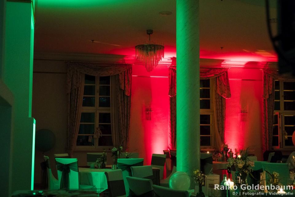 Schlosshotel Ballenstedt Großer Gasthof Hochzeitsfeier