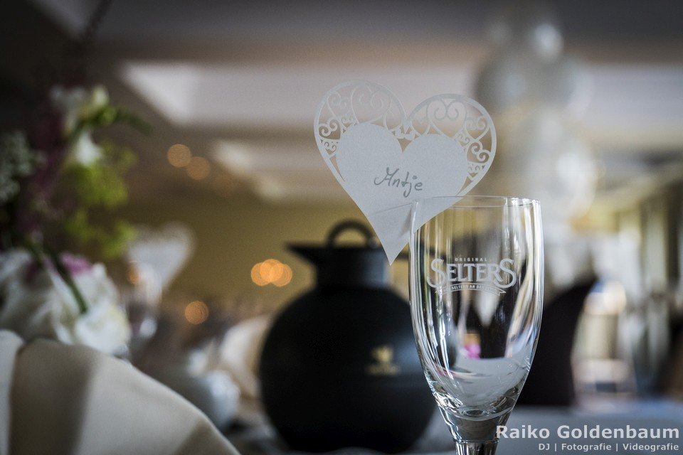 Seehotel Zeuthen Hochzeit Platzkarten