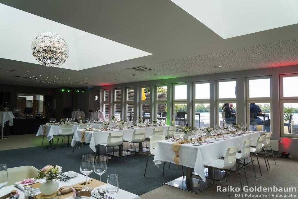 Aspria Hannover Maschsee Hochzeitsfeier
