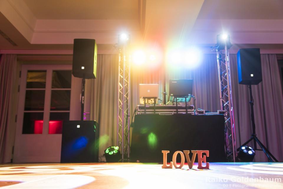 DJ Potsdam Veranstaltungstechnik