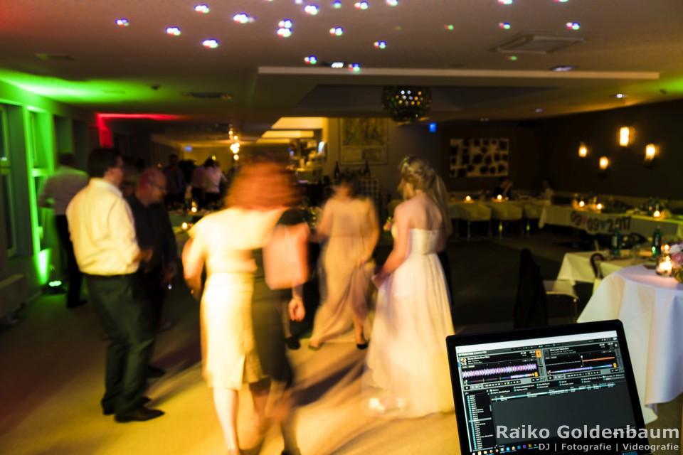 DJ Zeitz Hochzeit
