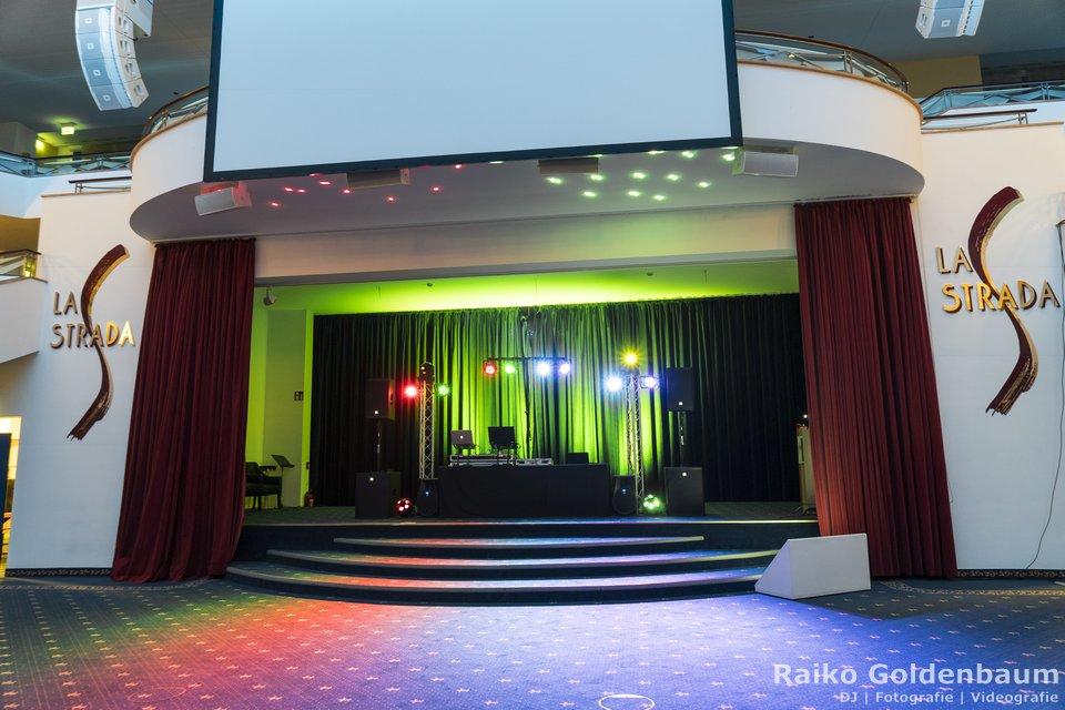 DJ in Kassel ( Hotel La Strada )