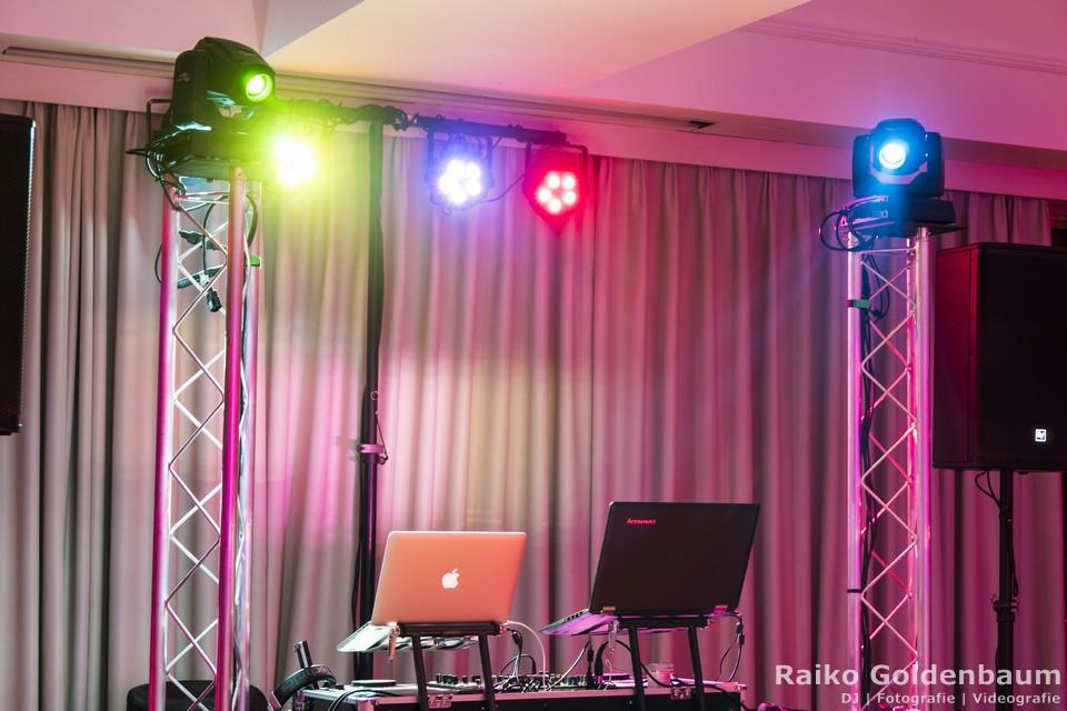 Deutscher DJ in Norwegen zur Hochzeit