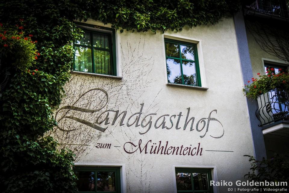 Landgasthof zum Mühlenteich Petershagen-Eggersdorf