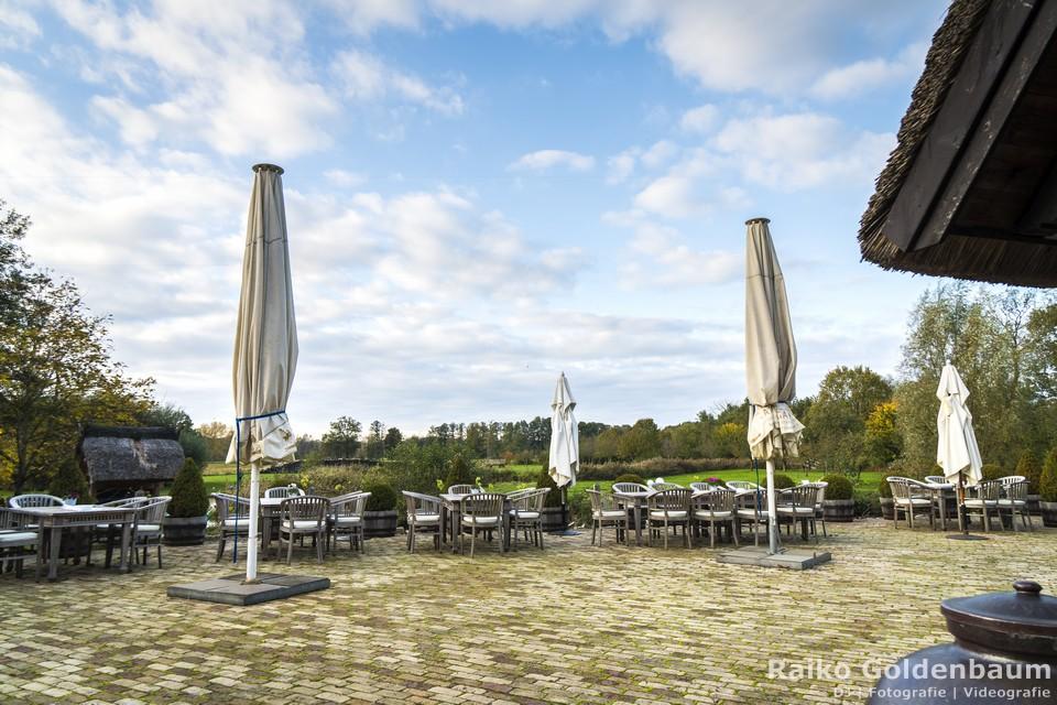 Spreewaldresort Seinerzeit Hochzeitsfeier Außenbereich