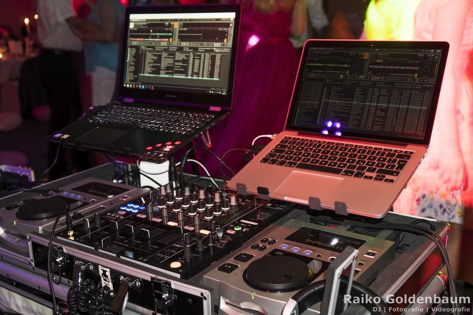DJ Helmstedt Mischpult