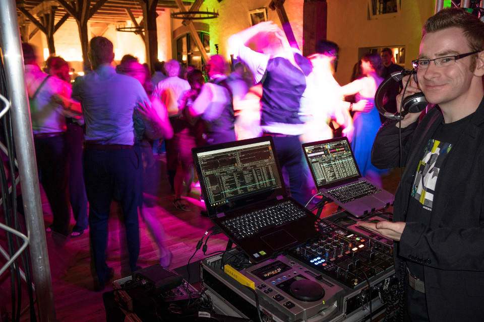 Disjcockey DJ Raiko