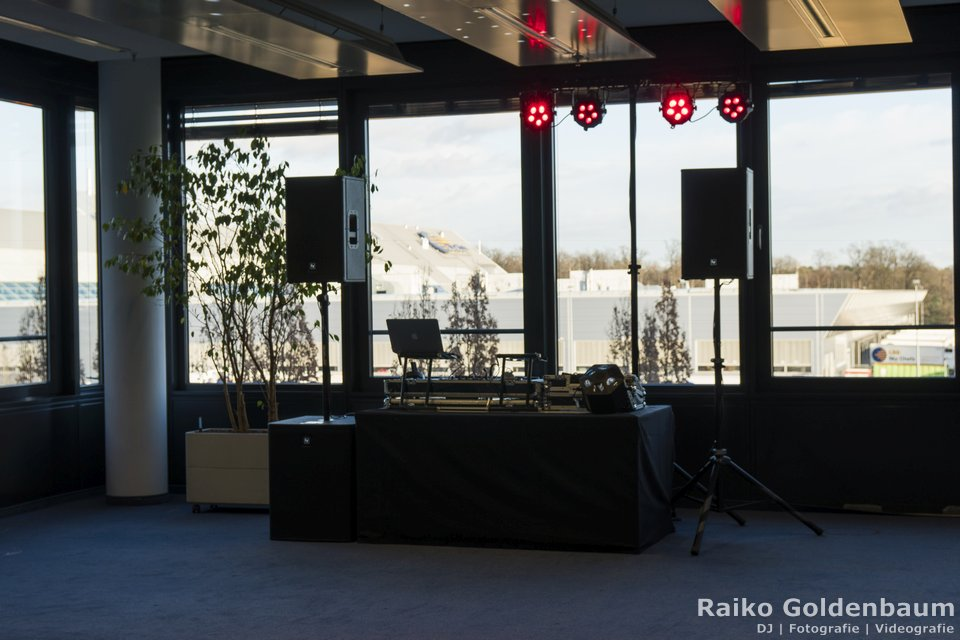 Corporate Event DJ Frankfurt am Main
