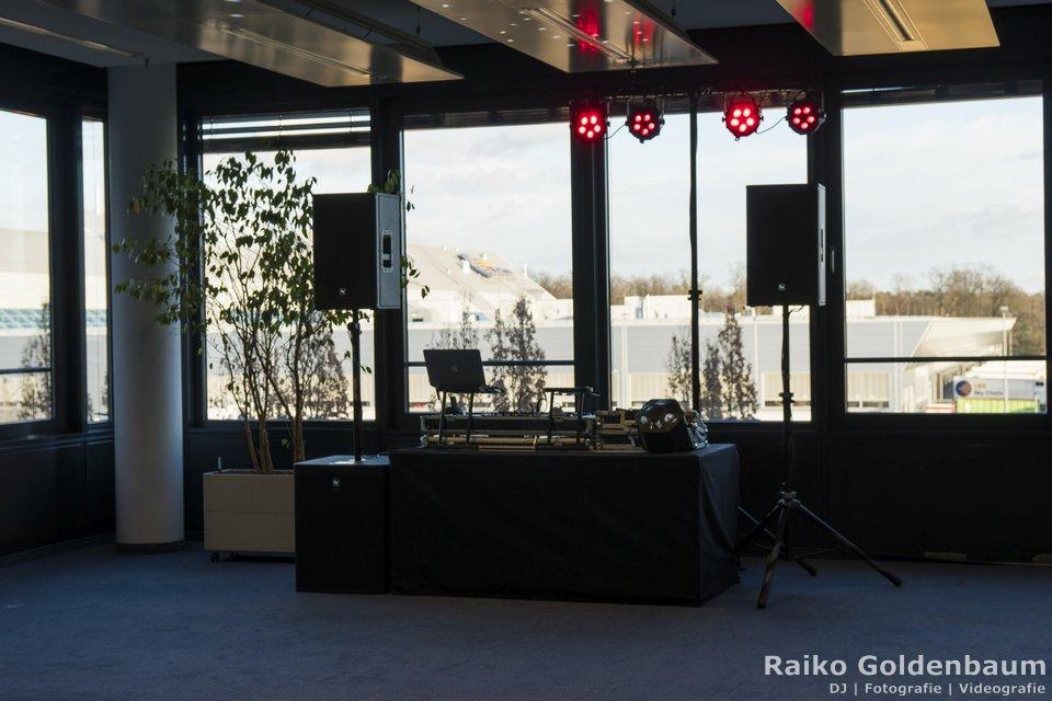 Corporate Event DJ Frankfurt am Main