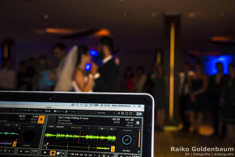 DJ Luckenwalde Hochzeit