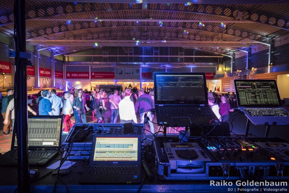 DJ Oranienburg MBS Arena