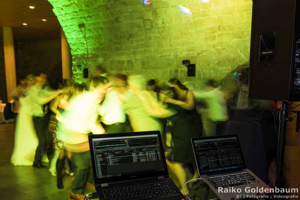 DJ Hochzeit Dresden Kanonenhof