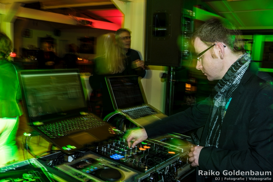 DJ Silvester Köln