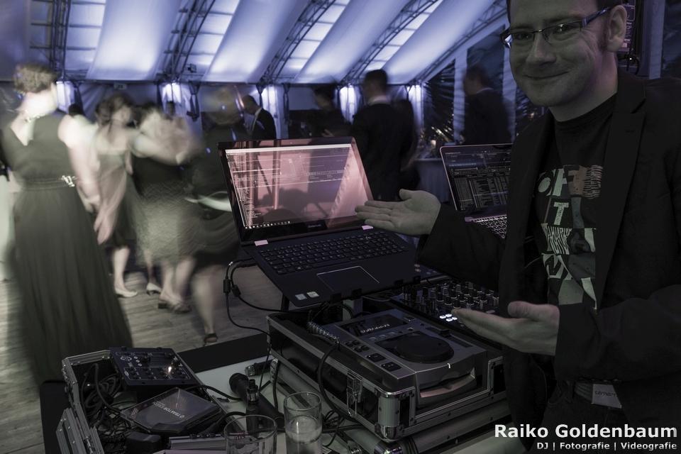 See- und Waldresort Gröbern Hochzeit DJ