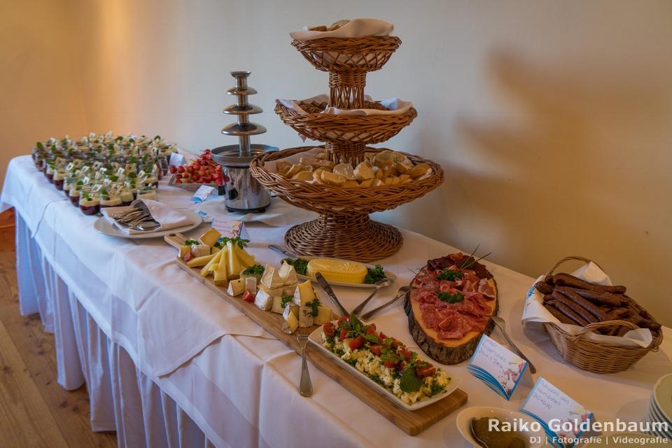 Jagdschloss Letzlingen Hochzeit Abendessen