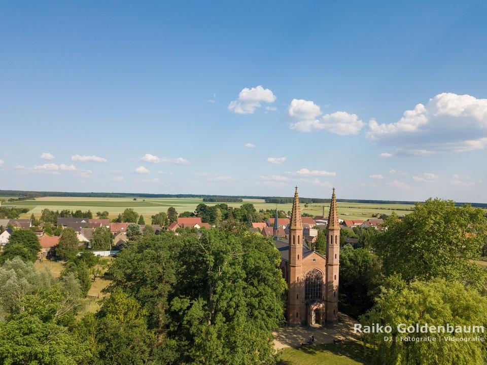 Jagdschloss Letzlingen Hochzeit Kirche Trauung