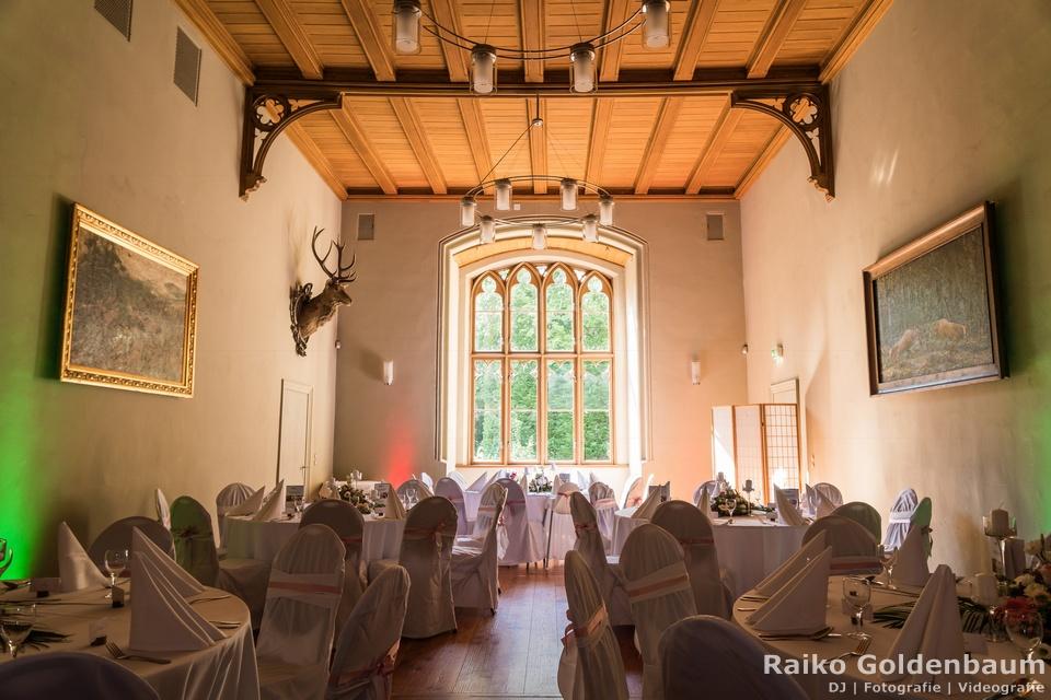 Jagdschloss Letzlingen Hochzeit Saal