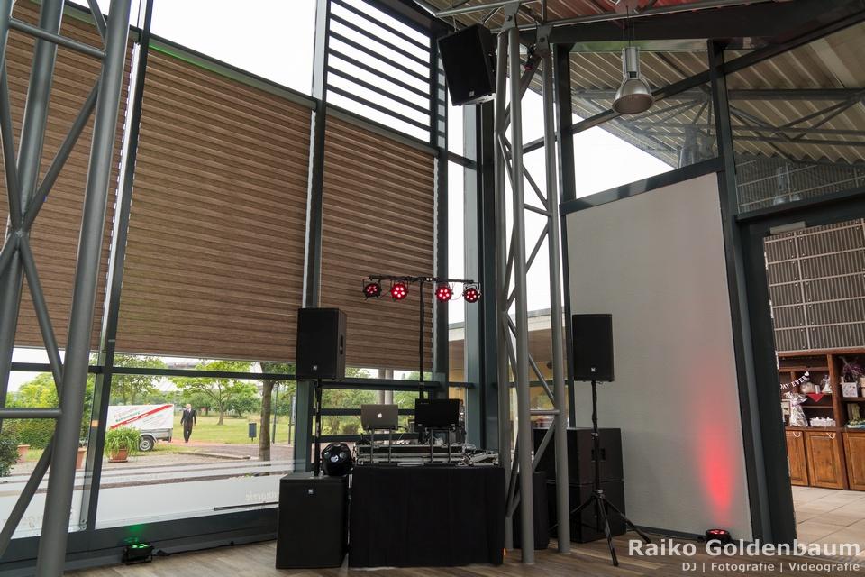 Orangerie Elbauenpark Magdeburg DJ