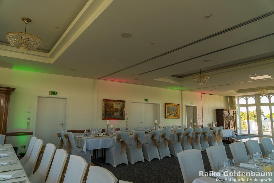Resort am Schwielowsee Werder Havel Hochzeitsfeier