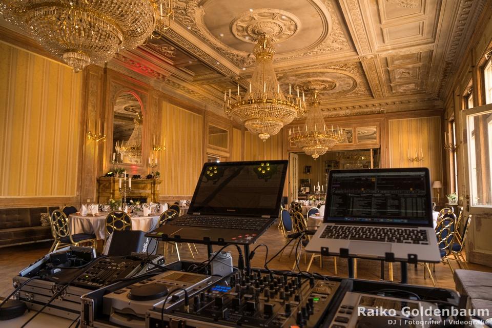 Schloss Beesenstedt 2018 Discjockey