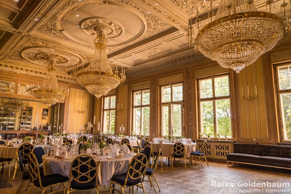 Schloss Beesenstedt 2018 Hochzeitsfeier