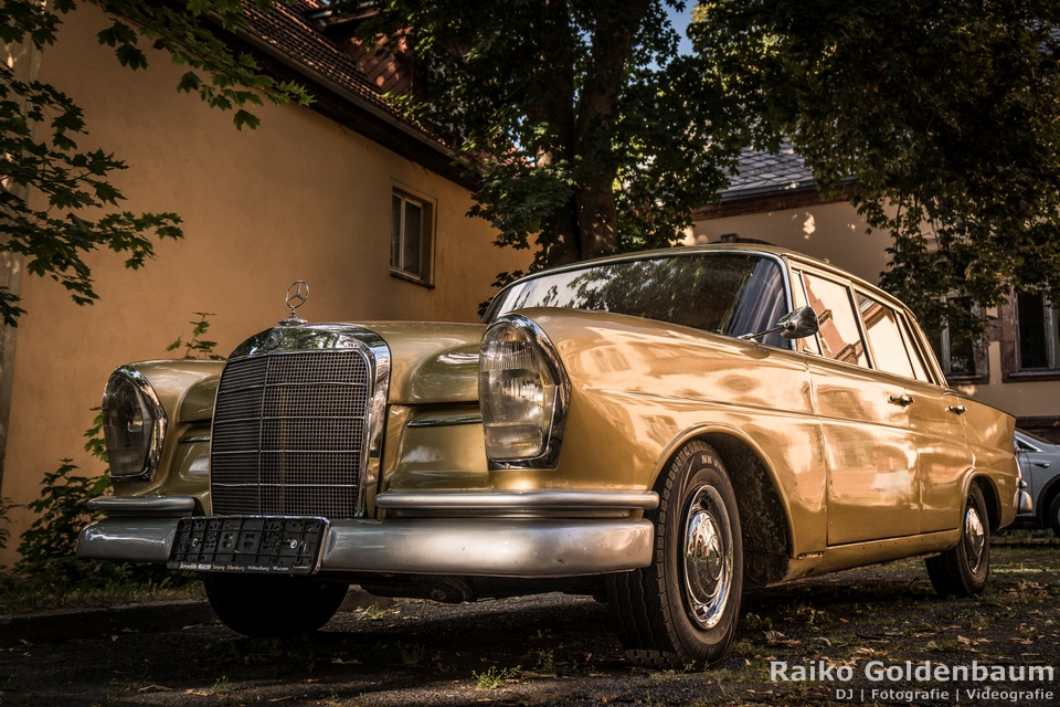 Schloss Beesenstedt 2018 Auto