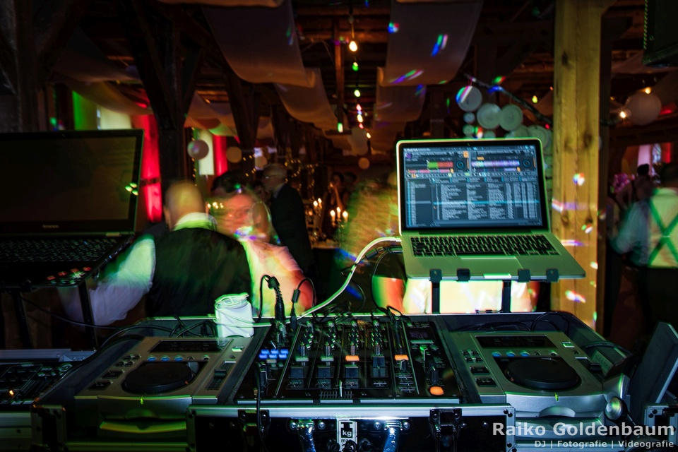 Schloss Rattey DJ
