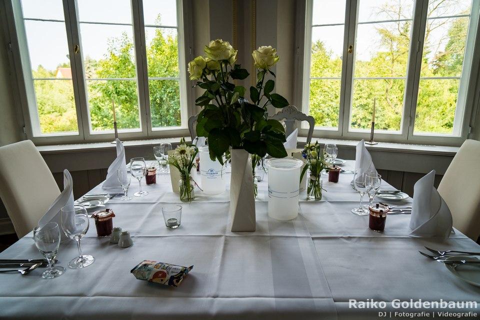 Hochzeitsfeier Schloss Gamehl Wismar
