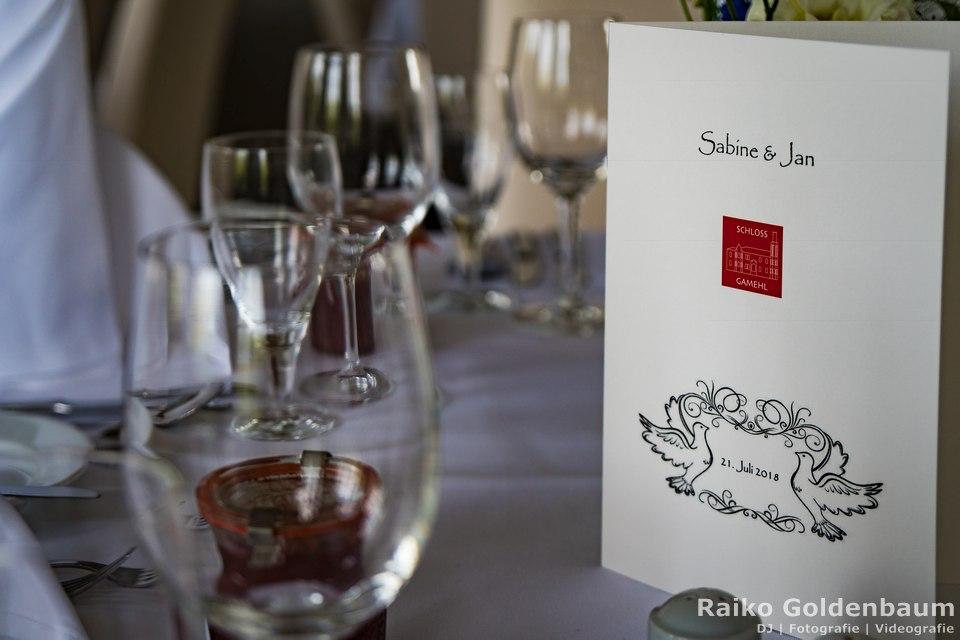 Hotel Schloss Gamehl Wismar Hochzeit